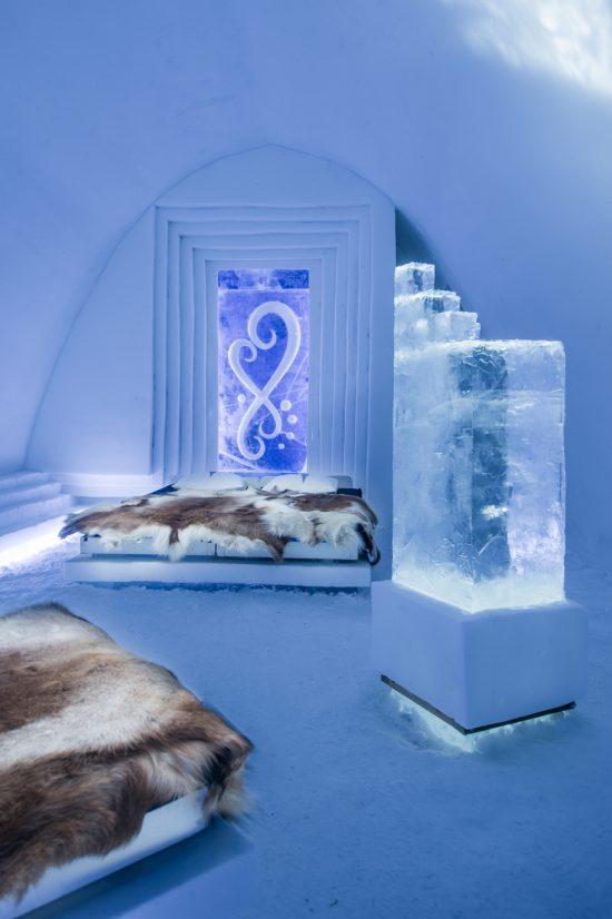 Lapland – Ice Hotel & Northern Lights