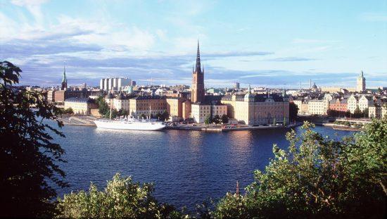 Capitals & Fjords