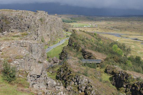 Explore Thingvellir National Park in Iceland